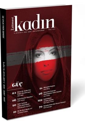 Bilimevi Kadın Dergisi 4. Sayı (Ocak-Şubat-Mart)