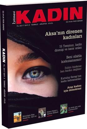 Bilimevi Kadın Dergisi 2. Sayı (2017 Temmuz-Ağustos-Eylül)