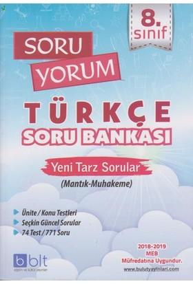 Bulut Eğitim 8. Sınıf Soru Yorum Türkçe Soru Bankası-Yeni