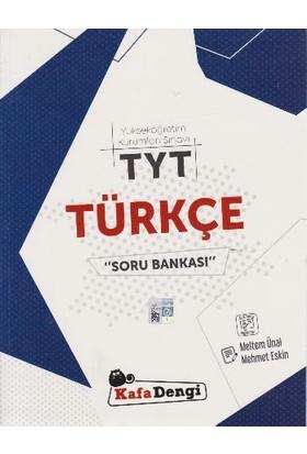 Kafa Dengi Yayınları TYT Türkçe Soru Bankası - Meltem Ünal - Mehmet Eskin