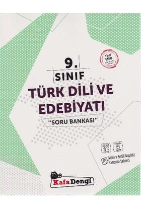Kafa Dengi Yayınları 9. Sınıf Türk Dili ve Edebiyatı Soru Bankası - Münire Betül Ayyıldız - Yasemin Şekerci