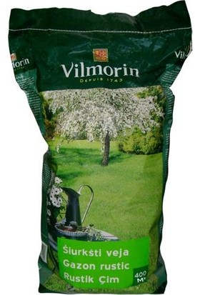 Vilmorin Güzel Görünümlü Çim Tohumu (10 Kg)