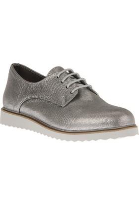 Uniquer Kadın Ayakkabı 8158U 95 Gümüş