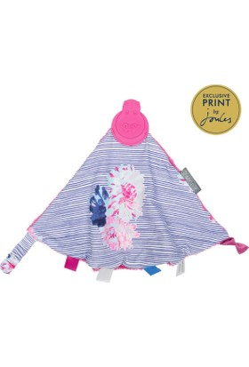 Cheeky Chompers 042 Joules Flower Stripe Comfortchew
