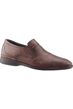 Cafu 1562D Taba Erkek Ayakkabı