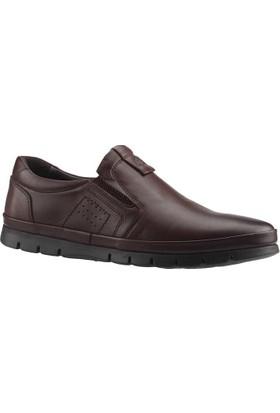 Komcero 3532 Kahve Erkek Ayakkabı