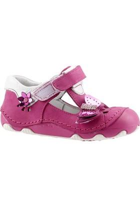 Teo Bebe 3900 Fusya Kız Çocuk Ayakkabı
