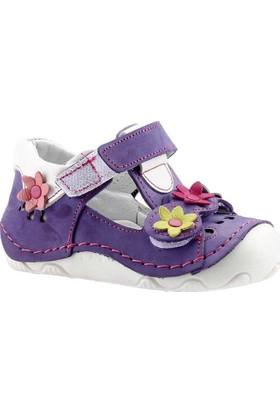 Teo Bebe 3200 Mor Kız Çocuk Ayakkabı