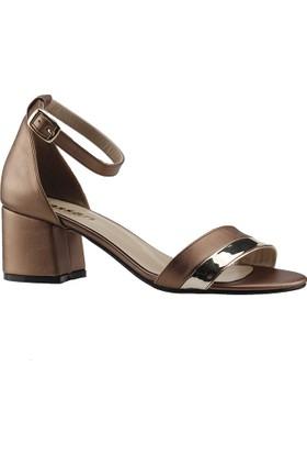 Ayakland 4 Bakır Kadın Sandalet