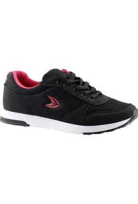 Acropol 106 Siyah Yürüyüş Koşu Kadın Spor Ayakkabı