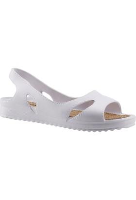 Muya 92140 Eva Beyaz Kadın Deniz Ayakkabısı