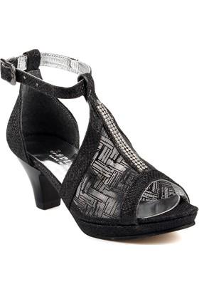 Sarıkaya 574 Siyah Kız Çocuk Ayakkabı