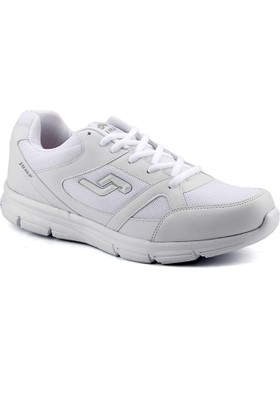 Jump 10555 Beyaz Erkek Spor Ayakkabı