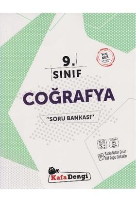 Kafa Dengi Yayınları 9. Sınıf Coğrafya Soru Bankası - Rabia Nalan Çınar - Elif Doğu Gültekin
