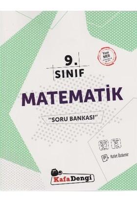 Kafa Dengi Yayınları 9. Sınıf Matematik Soru Bankası Video Çözümlü - Rafet Özdemir