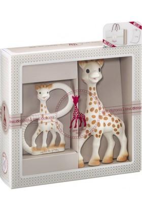 Sophie la Girafe Sophiesticated Yeni Doğan Hediye Seti1