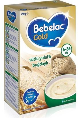 Bebelac Sütlü Meyveli Pirinçli Tahıl Bazlı Kaşık Maması 250 gr