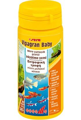 Sera Vipagran Baby Yavru Balık Yemi 50 Ml