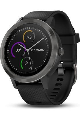 Garmin Vivoactive 3 Akıllı Saat - Siyah