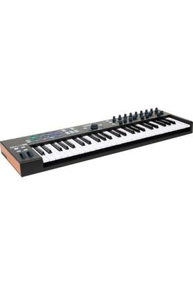 ARTURIA Keylab 49 Essential Black MIDI Klavye