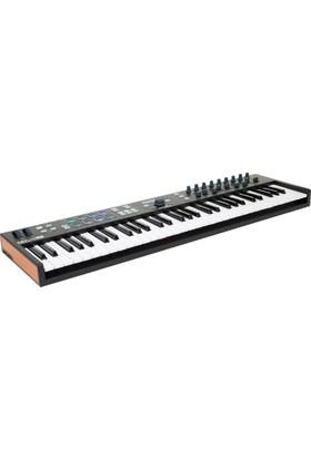 ARTURIA Keylab 61 Essential Black MIDI Klavye