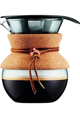 Bodum Pour Over 4 Cup Ve Metal Filtre