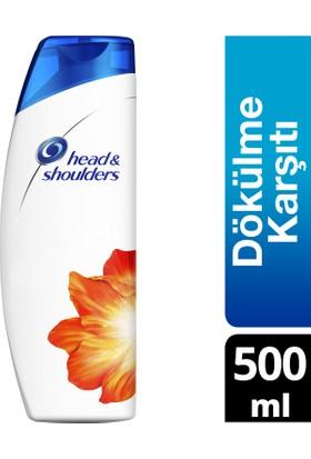 Head & Shoulders Şampuan Kadınlara Özel Saç Dökülmelerine Karşı 500 ml