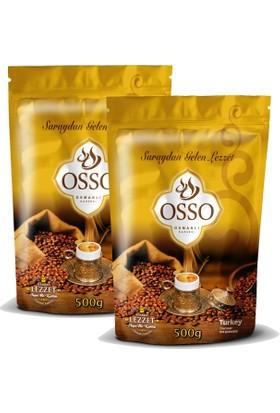 Osso Osmanlı Kahvesi 500 gr x 2 Adet