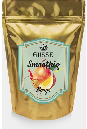 Gusse Mango Aromalı Smoothie 1000 Gr