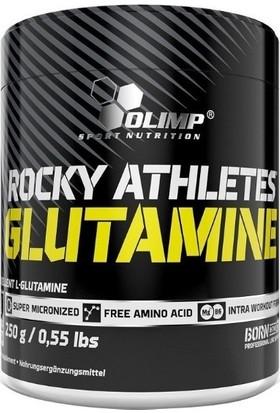 Olimp Sport Nutrition Rocky Athletes Glutamine 250 Gram Aromasız
