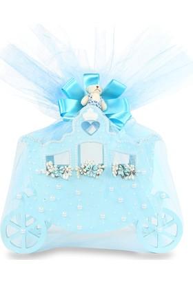 Special For You Mavi Bebek Çikolatası