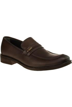 Banner 1128 Mokasen Klasik Kahverengi Erkek Ayakkabı
