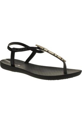 İpanema M0212 Charm V Siyah Kadın Sandalet