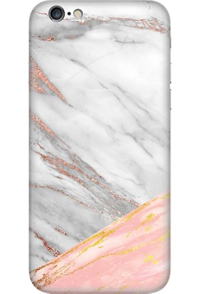 Deercase Apple iPhone 6/6S MR120 Silikon Kılıf Baskılı UV HD Arka Kapak