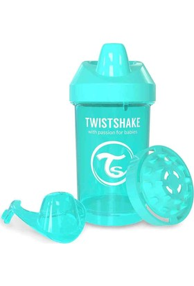 TwistShake Crawler Cup Suluk - Turkuaz - 300 ml