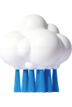 Moluk Design Plui Brush - Cloudy White Blue - 3+ Yaş