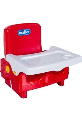 Maller Baby Smart Mama Sandalyesi - Kırmızı