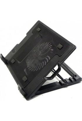 Zoomex SS-2204 Ergostand Kademeli Fanlı Notebook Soğutucu A+Kalite