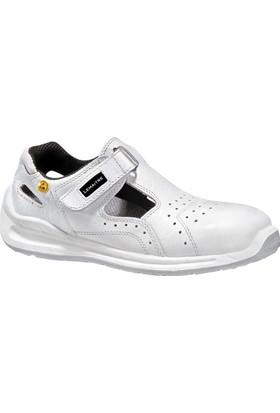 Lemaitre İş Ayakkabısı Ampera Modeli S1 ESD Beyaz Sandalet