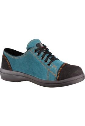 Lemaitre Kadın İş Ayakkabısı S2 Vitamine Mavi
