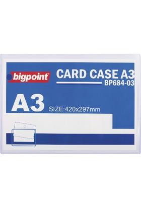 Bigpoint A3 Afiş Muhafaza Kabı