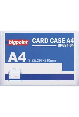 Bigpoint A4 Afiş Muhafaza Kabı