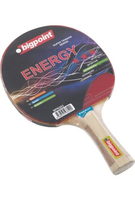 Bigpoint Masa Tenisi Raketi - 3* (Energy)