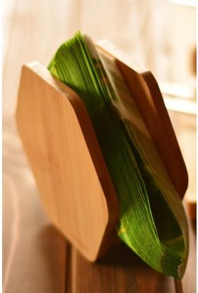 Bambum Sola - Köşegen Peçetelik