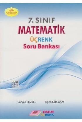 Esen Üçrenk Yayınları 7. Sınıf Matematik Soru Bankası