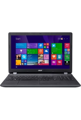 """Acer Aspire ES1-572 Intel Core i5 7200U 4GB 500GB Windows 10 Home 15.6"""" Taşınabilir Bilgisayar NX.GD0EY.013"""