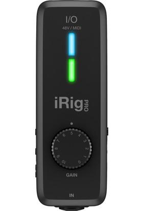 Ik Multimedia İrig Pro Io Ses Ve Mıdı Arabirimi