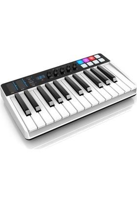 Ik Multimedia İrig Keys I/O 25 Ses Kartlı Midi Klavye