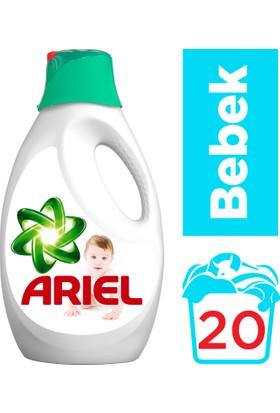 Ariel Baby Sıvı Çamaşır Deterjanı 20 Yıkama Bebekler İçin