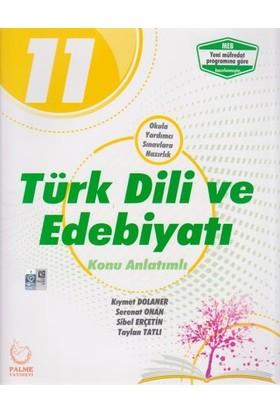 Palme 11. Sınıf Türk Dili Ve Edebiyatı Konu Anlatımlı Yeni 2019